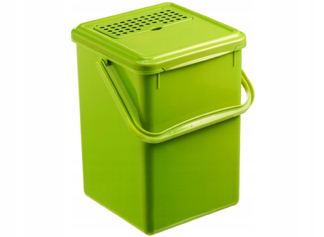 Kosz do kompostu z filtrem węglowym Rotho Bio 8L