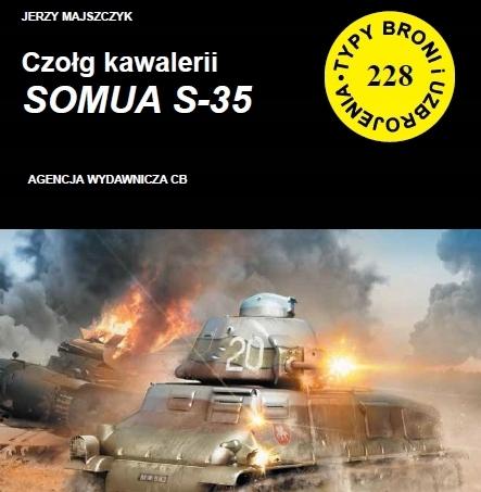 Somua S-35 Cavalry Tank TBIU228 Francúzska armáda