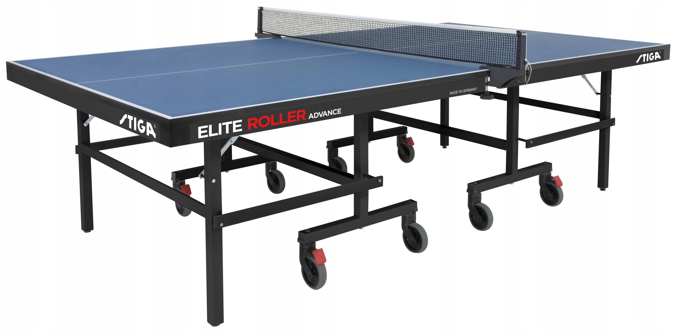 Стол для пинг-понга STIGA ELITE ROLLER ADVANCE