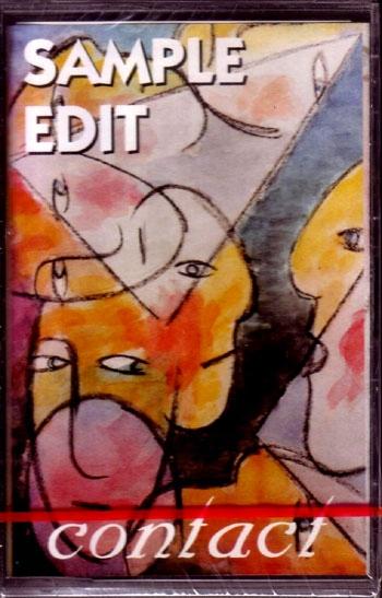 Item SAMPLE EDIT - CONTACT, audio cassette, new