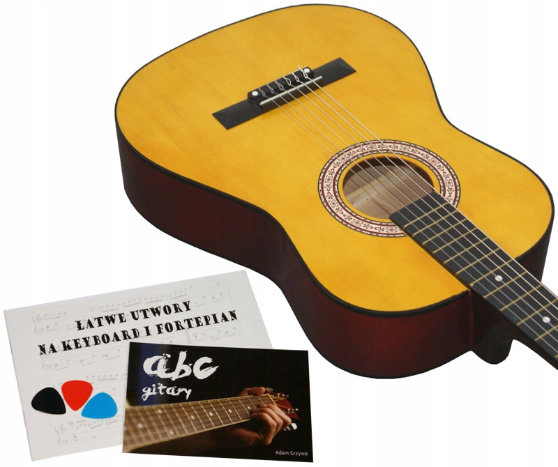 Item CLASSICAL GUITAR FOR CHILDREN IN 3/4 TO ECHO + ADD-ONS