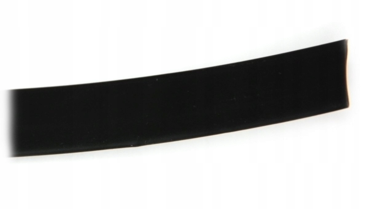 Rurka termokurczliwa 16mm czarna 1m