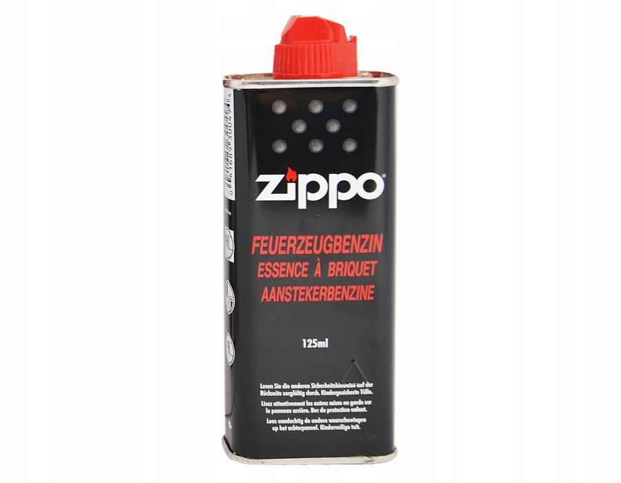 Оригинальный бензин для зажигалок ZIPPO 125 мл