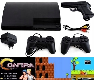 Televízna hra Console + Hry
