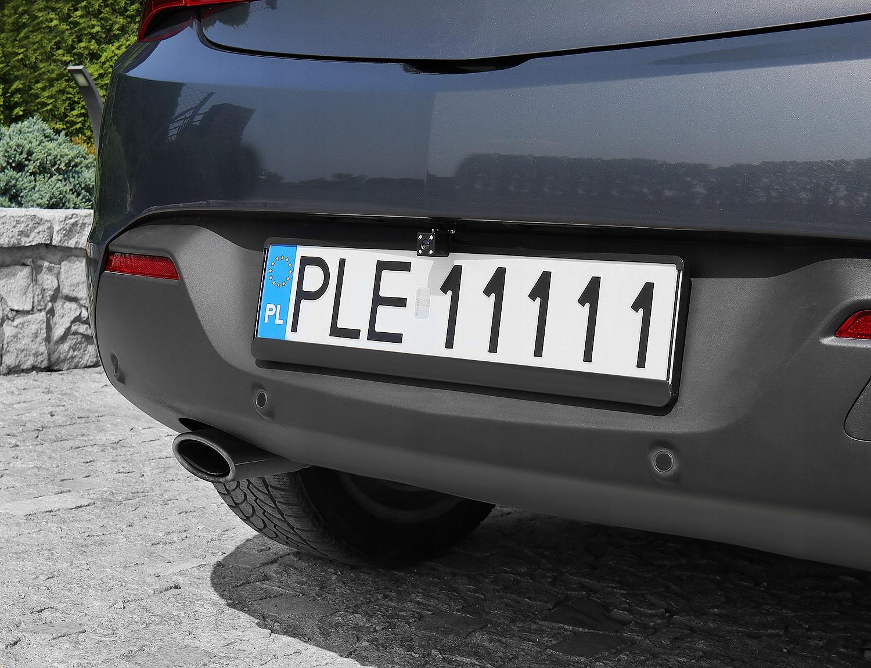 Kamera Cofania Parkowania VIDEO RCA LED Tryb Nocny 8478591036 - Allegro.pl