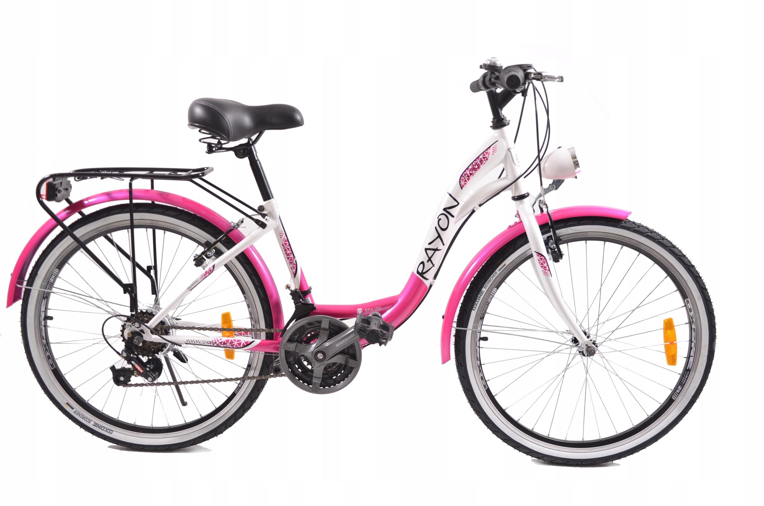 """Bicykel Okrese FLORES 24"""" ECO Ruže na sväté Prijímanie"""
