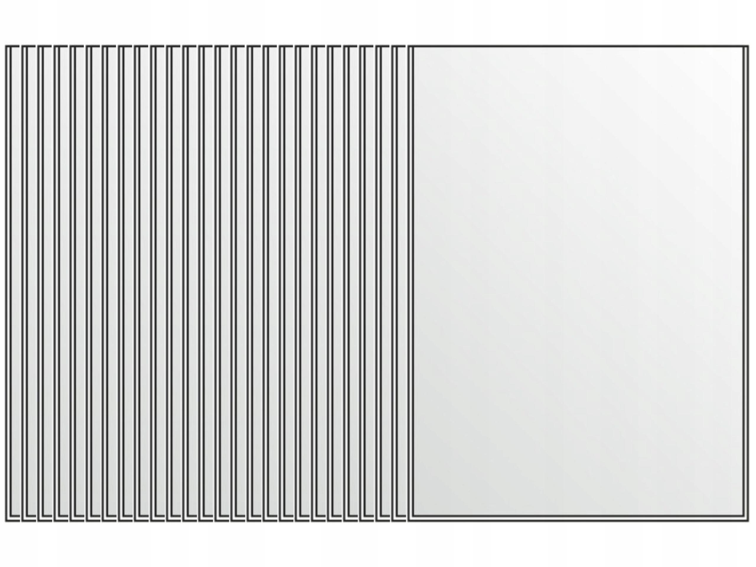 Item Ofertówka hard for documents PVC A4 From 150µ 25pcs