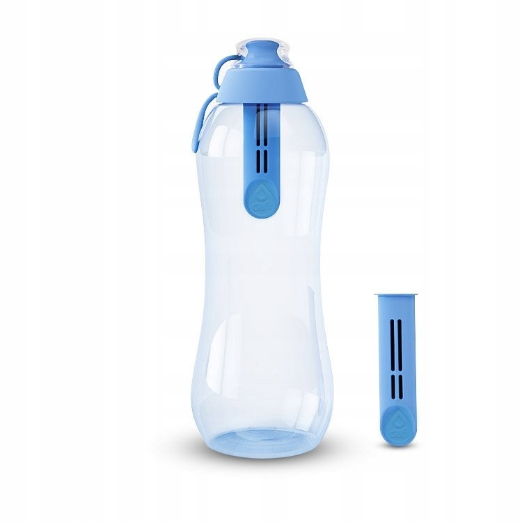 Item BOTTLE WATER FILTER Dafi 0,7 + 2 FILTER CARTRIDGES