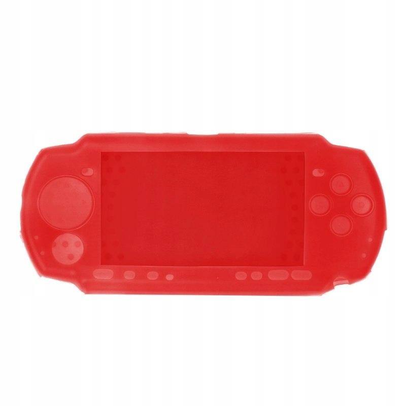 Silikón PSP 2000 3000 3004 červená