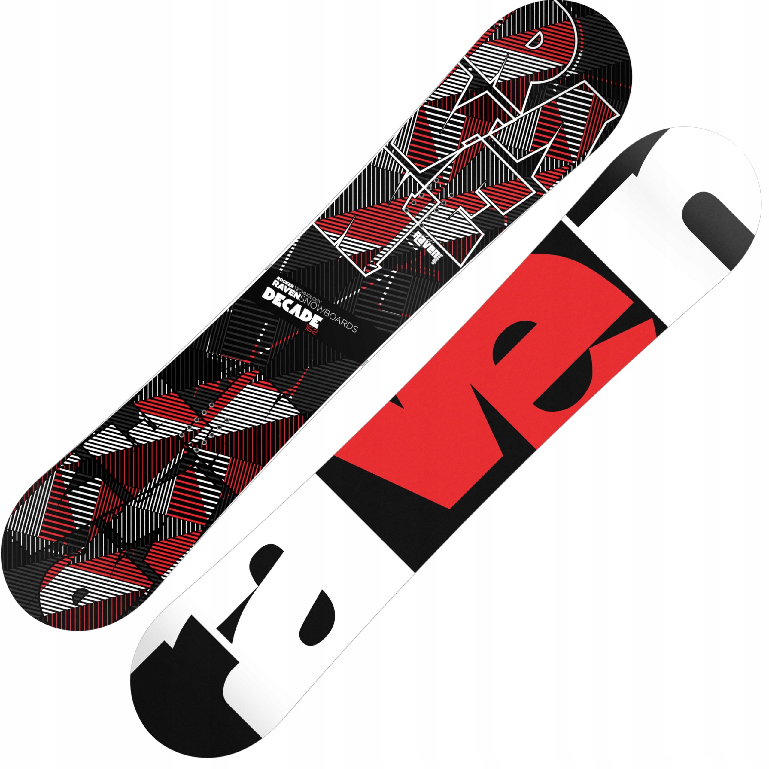 Купить сноубординг RAVEN DECADE 158cm 2018 на Eurozakup - цены и фото - доставка из Польши и стран Европы в Украину.