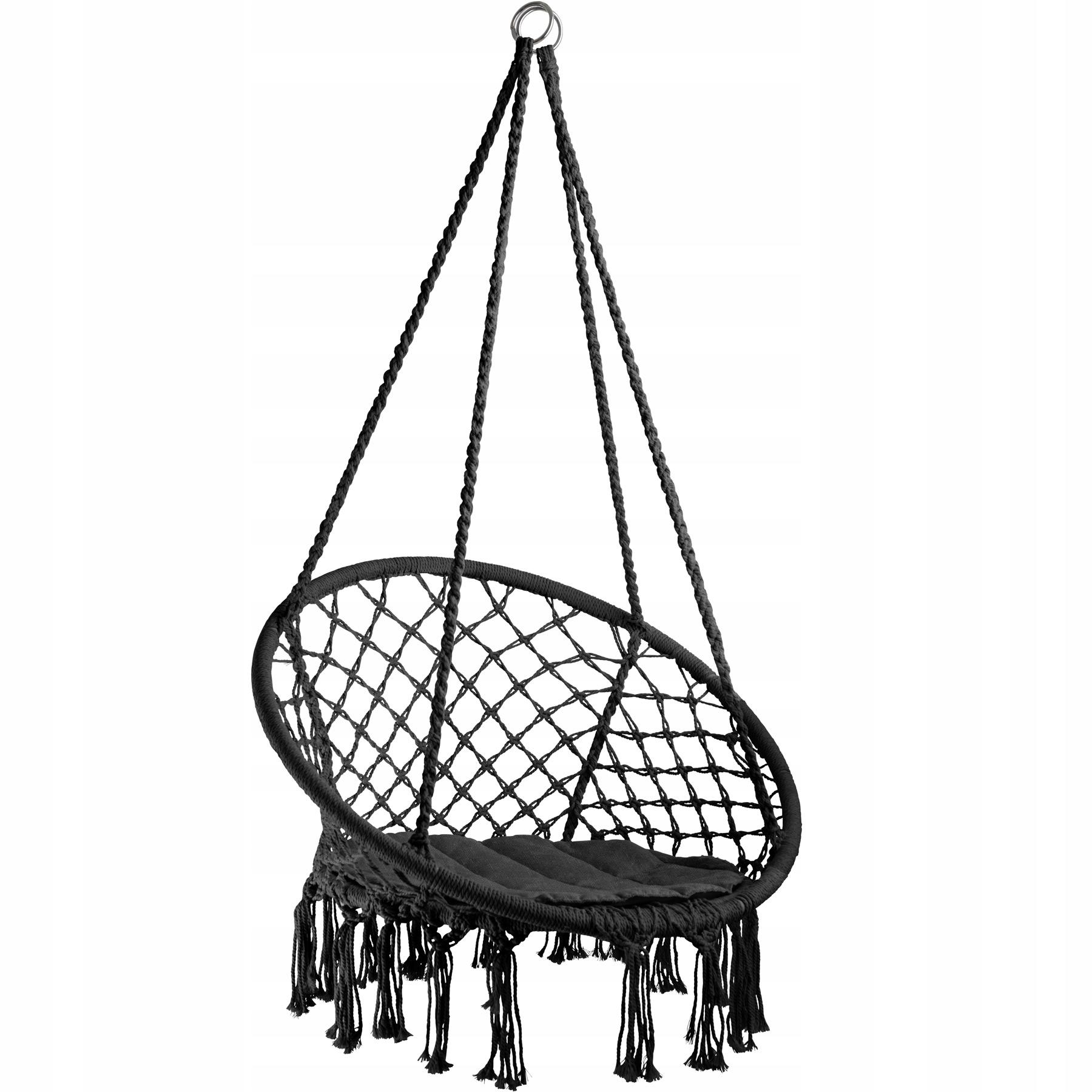 Swing stoličky visí Jane black 403115
