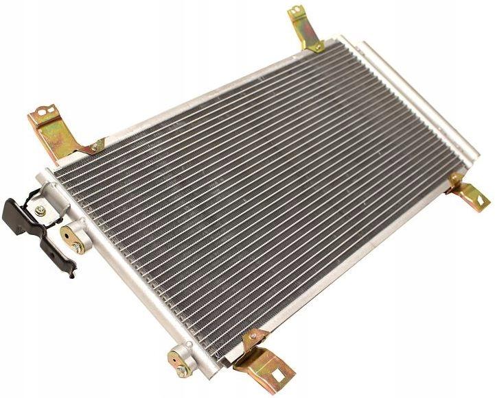 радиатор кондиционирования воздуха mazda 6 i 1 gg gy '02-'08