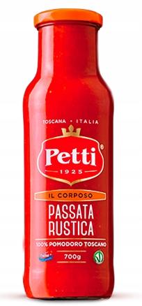 Pasata z pomidorów toskańskich włoska 500 g