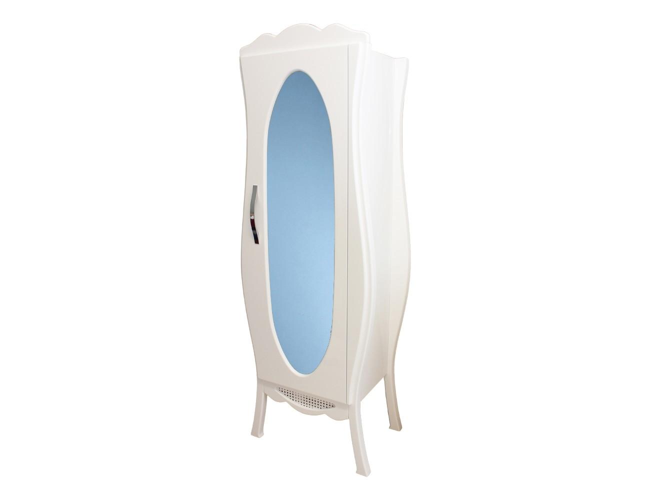 NOVÝ šatník so zrkadlom 169 x 59 x 40 RETRO