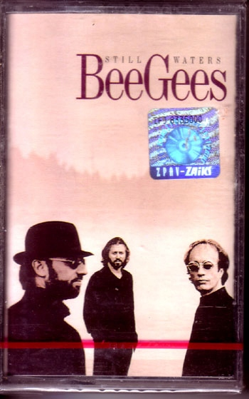 Item BEE GEES - STILL WATERS cassette audio
