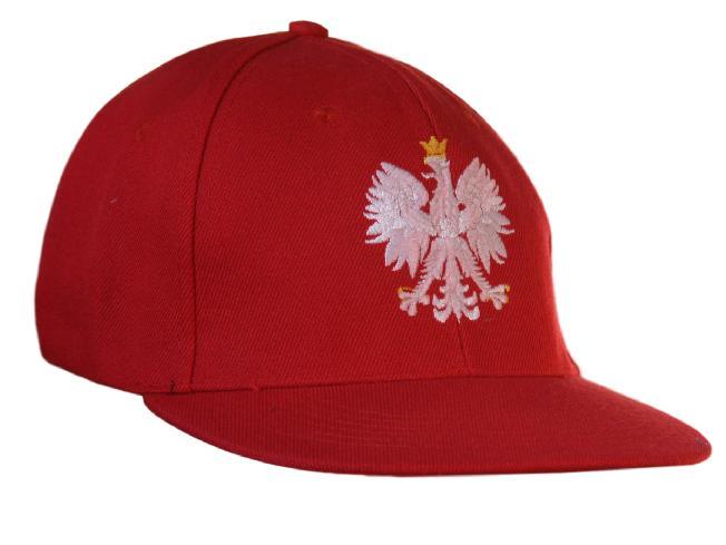 Poľská čiapka Plná čiapka pre poľský pates