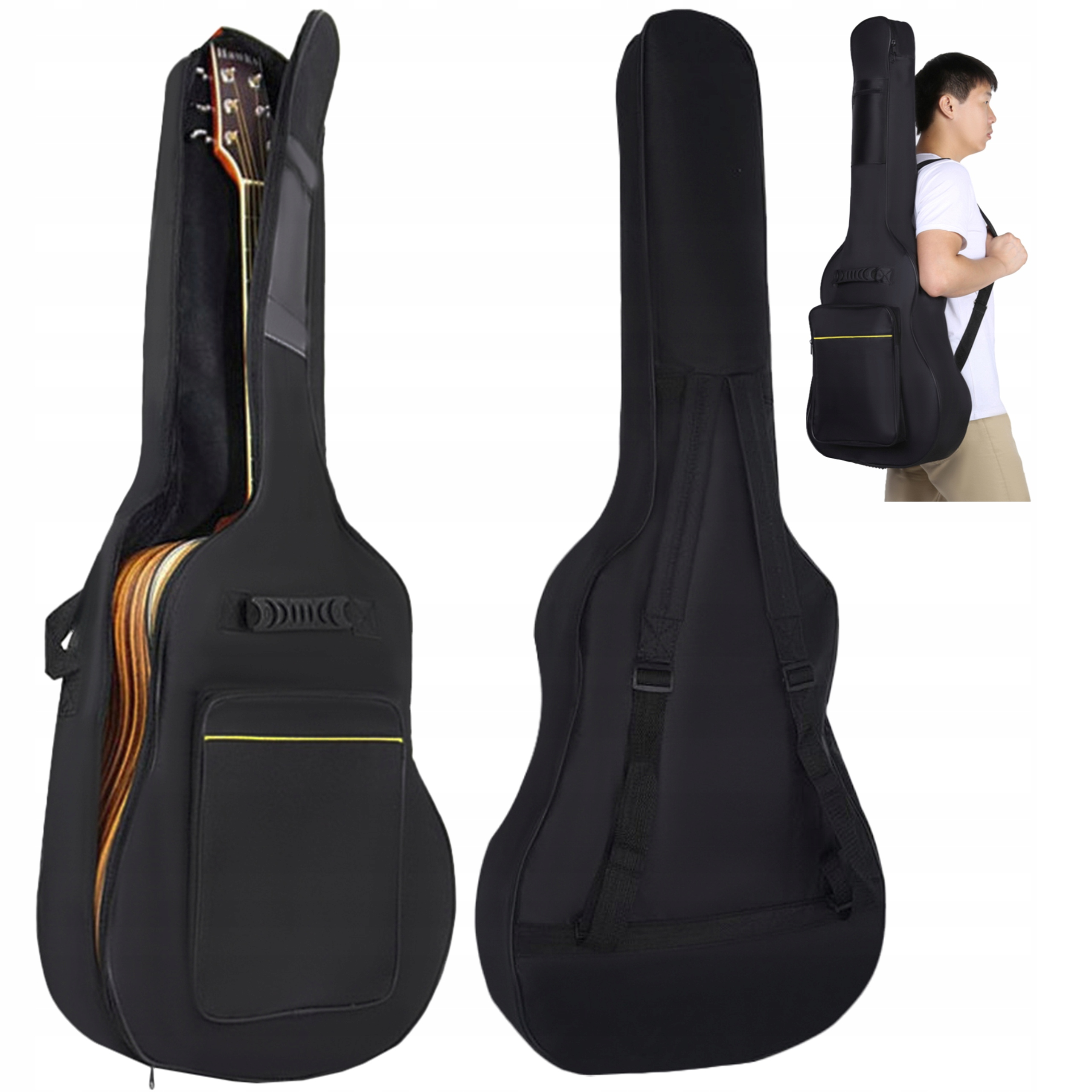 Item The case for Classical Acoustic Guitar Braces