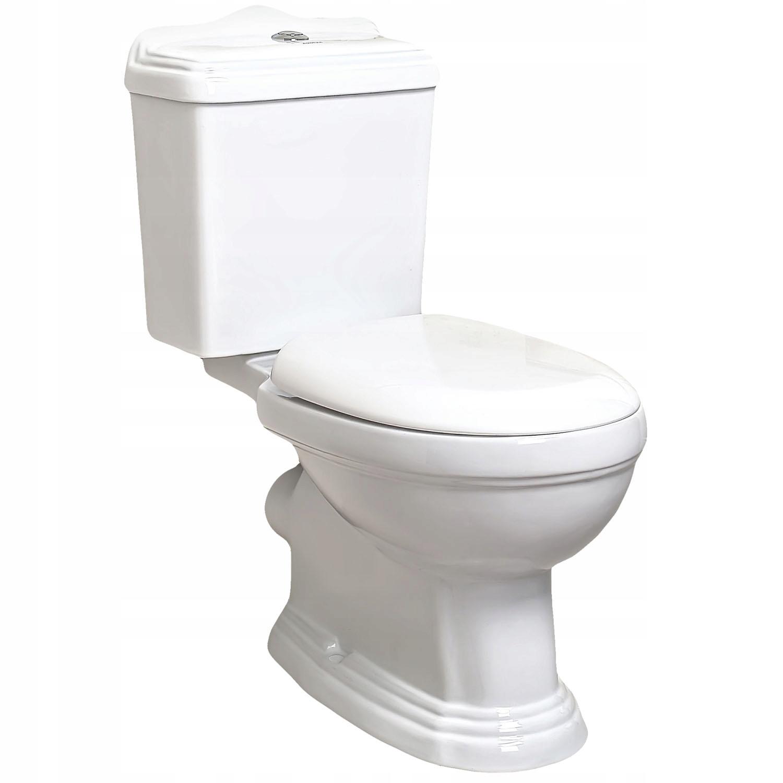 KERRA WC kompaktné RETRO KR13 so sedadlom