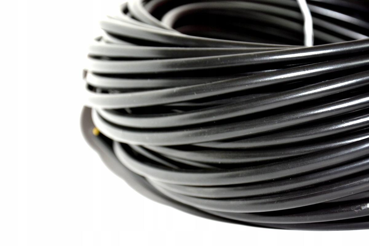 Przewód kabel siłowy H05VV-F OWY 5x2,5mm2 PRZEDŁUŻ
