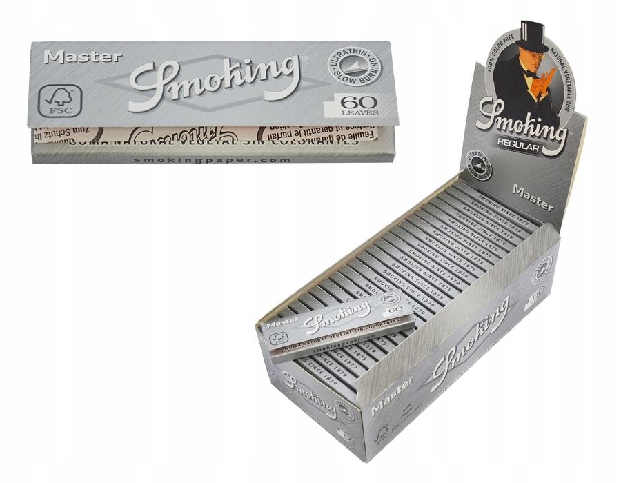 Салфетки bletki обложения сигареты 70 мм Master regular