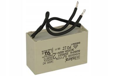 Пусковой конденсатор 2uF 400 в пер. тока вентилятор печки
