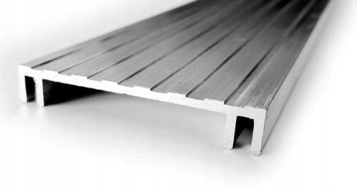 Алюминиевый профиль, ширина 100мм, 10см
