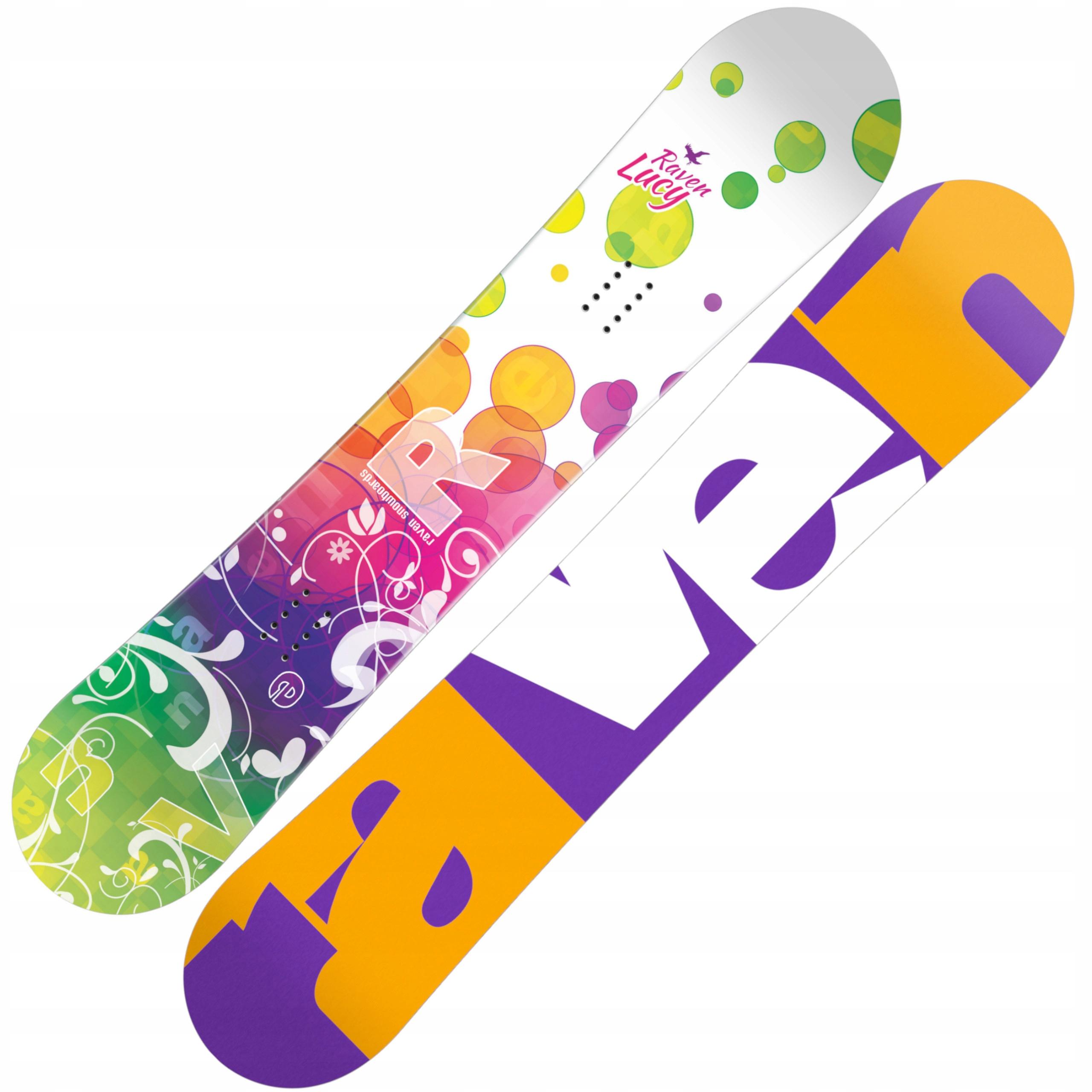 Snowboard RAVEN Lucy Junior 118 cm 2020