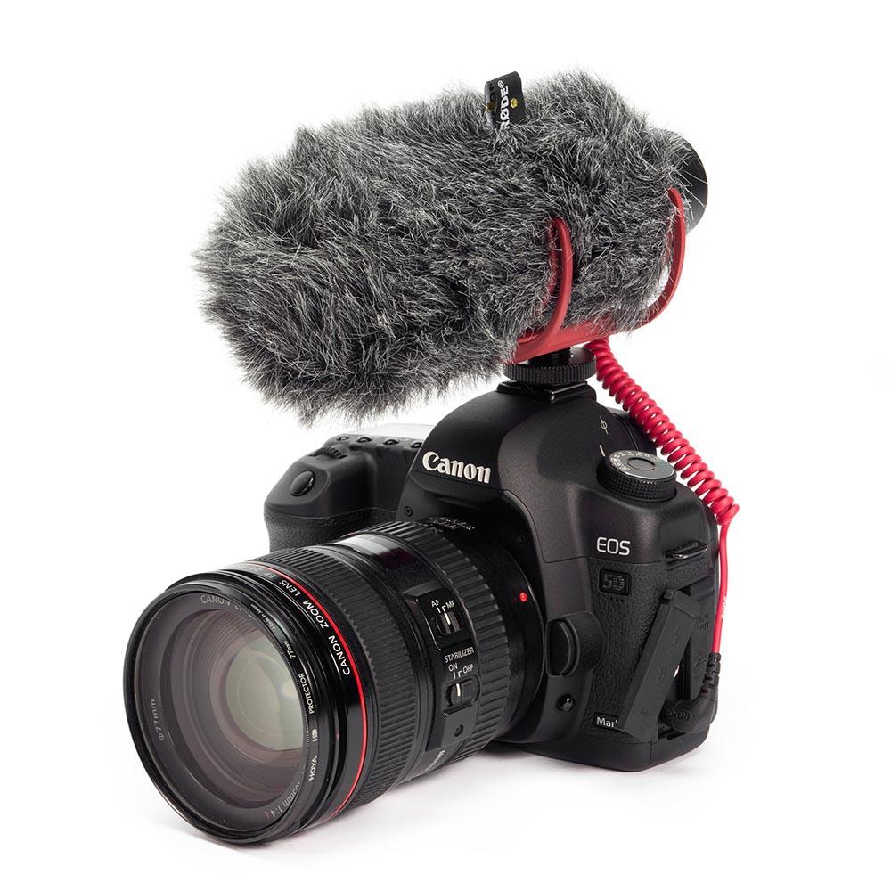 Купить RODE VideoMic GO Микрофон для Камеры + ЧЕХОЛ на Otpravka - цены и фото - доставка из Польши и стран Европы в Украину.