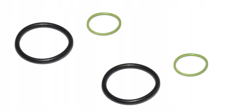 org 4 x уплотнительное кольцо электроклапан bmw 11367546379