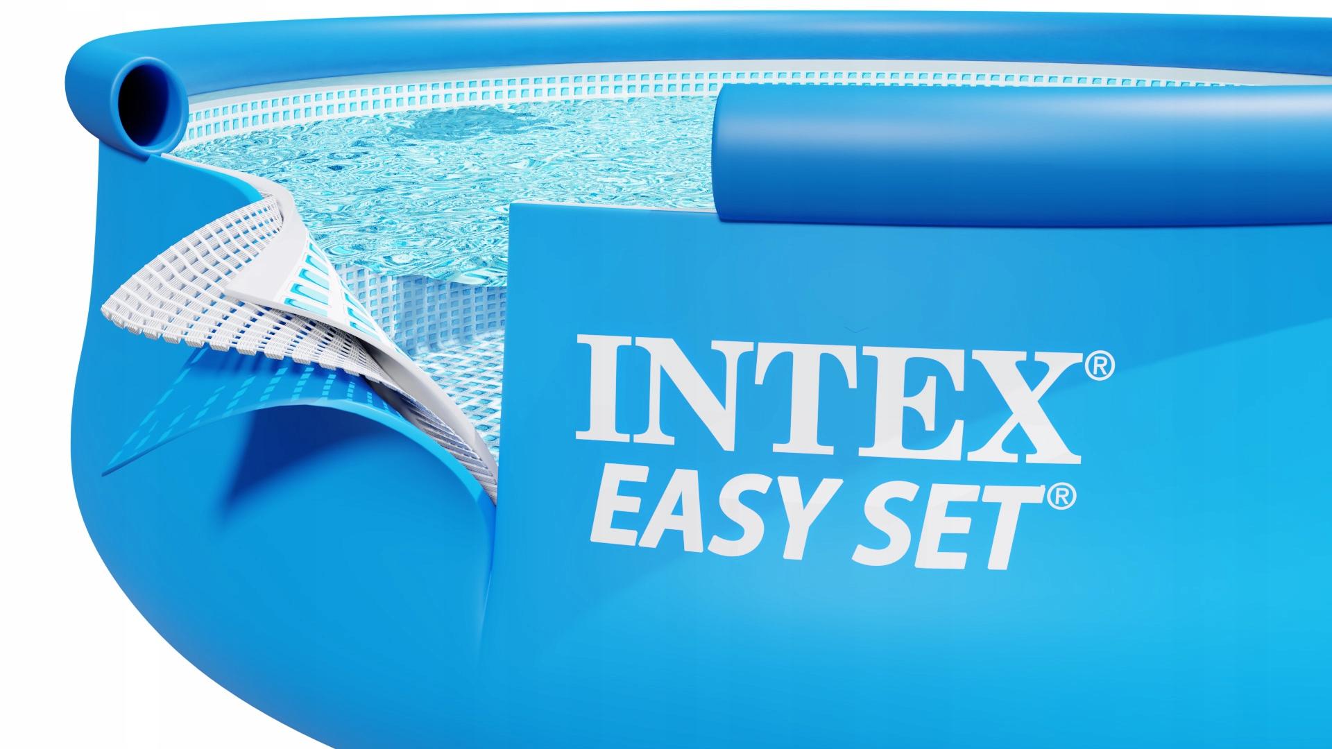 BAZÉNOVÁ ZÁHRADNÁ BAZÉN 305x76 cm INTEX 28120 Výrobca INTEX