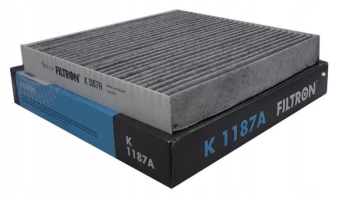 фильтр кабины угольный honda accord viii 8 k1187a