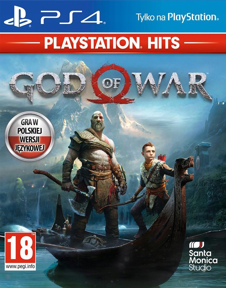 Item God of War PS4 HITS POLAND DISTRIBUTION