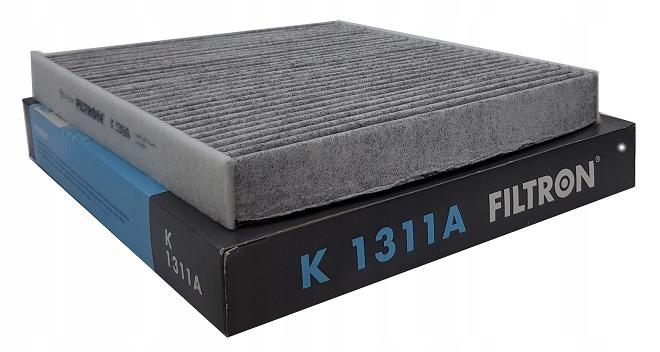 фильтр кабины угольный skoda octavia iii k1311a