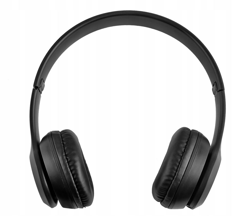 Bezdrátová sluchátka Bluetooth Mikrofon FM MP3 Hloubka produktu 7 cm