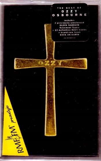 Item OZZY OSBOURNE - THE OZZMAN COMETH, cassette audio