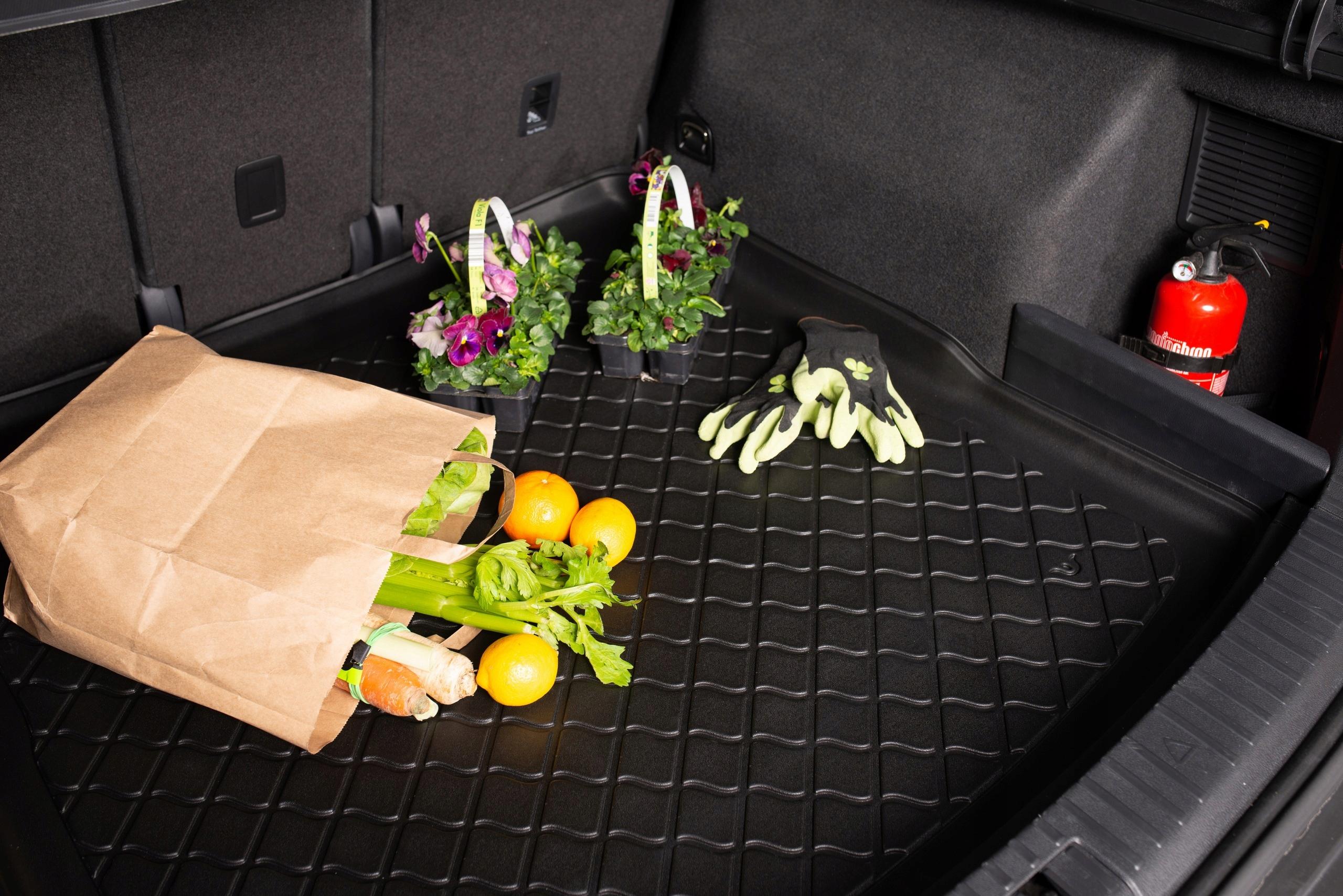 Купить Nissan Qashqai II SUV 14- Коврик в багажник на Otpravka - цены и фото - доставка из Польши и стран Европы в Украину.