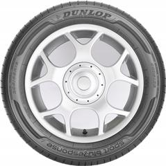 4x шины 205/55r16 dunlop sport bluresponse 91v