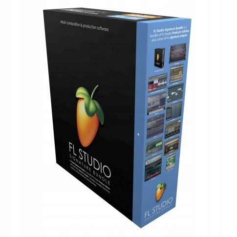 Купить Программное обеспечение FL Studio 20 Signature Edition DAW на Otpravka - цены и фото - доставка из Польши и стран Европы в Украину.