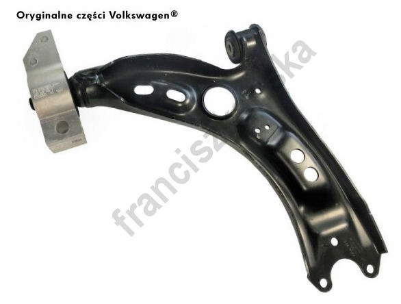 Picture of TRACK CONTROL ARM FRONT VW GOLF V 6 CADDY SEAT LEON 2 LEFT