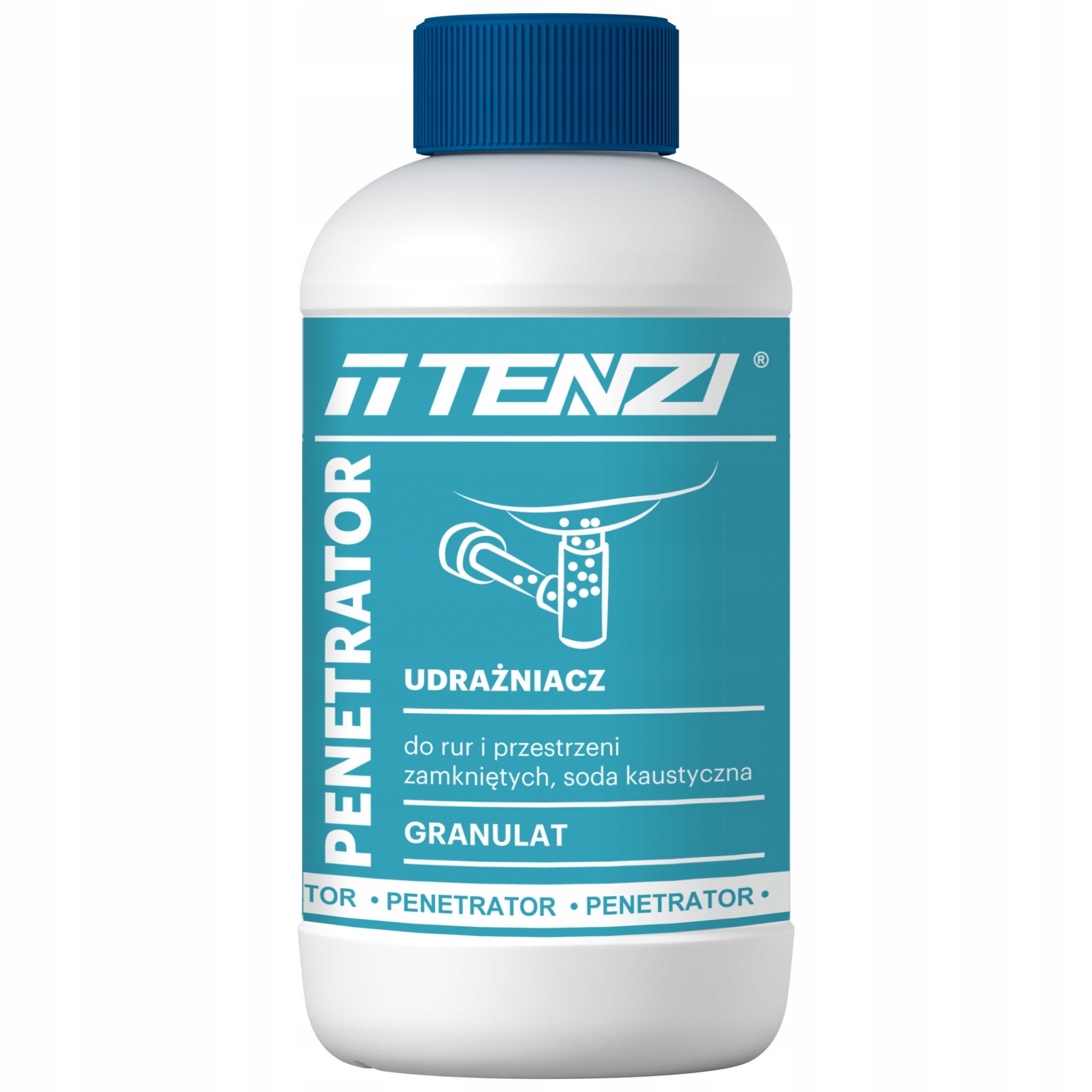 Udrażniacz для труб и отводов Tenzi Penetrator 500g