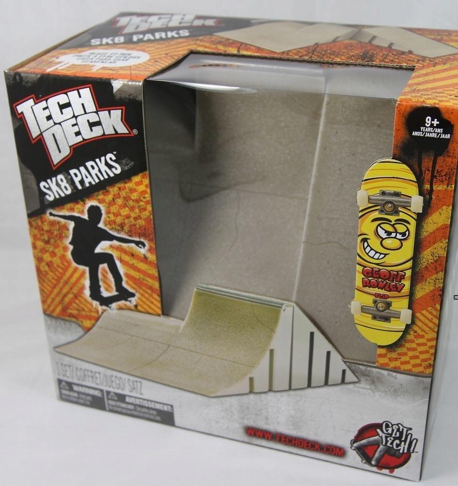 Tech Skate Skate Park Ramp Set + Pracovný stôl Original