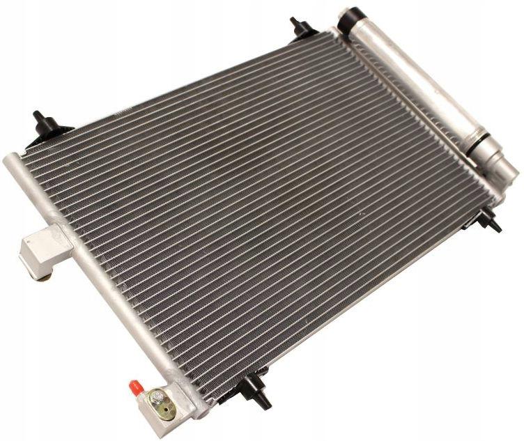 радиатор кондиционирования воздуха peugeot 407 sw 04- 6d 6e 6c