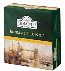 AHMAD English Tea No.1 100 torebek