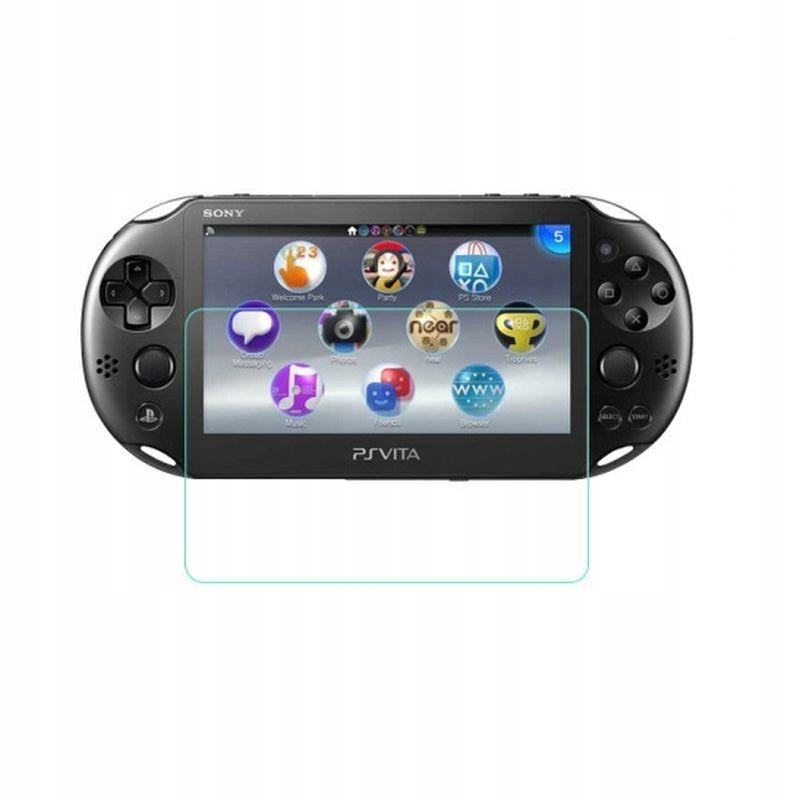 Item TEMPERED GLASS GLASS+ SONY PS VITA 2000