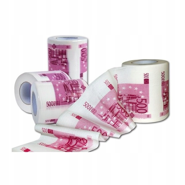 Туалетная бумага - ЕВРО-Супер-Подарок
