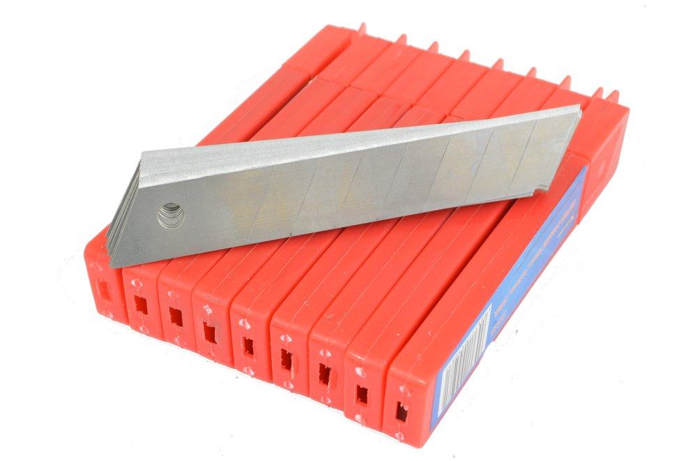 OSTRZA 18mm 100 sztuk Wymienne do nożyków wkłady
