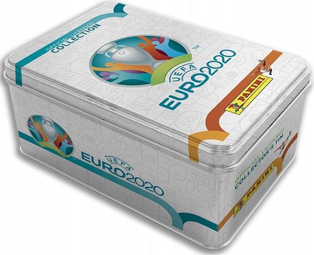 EURO 2020 Большая PUSZKA + KARTY PIŁKARSKIE LIMITED
