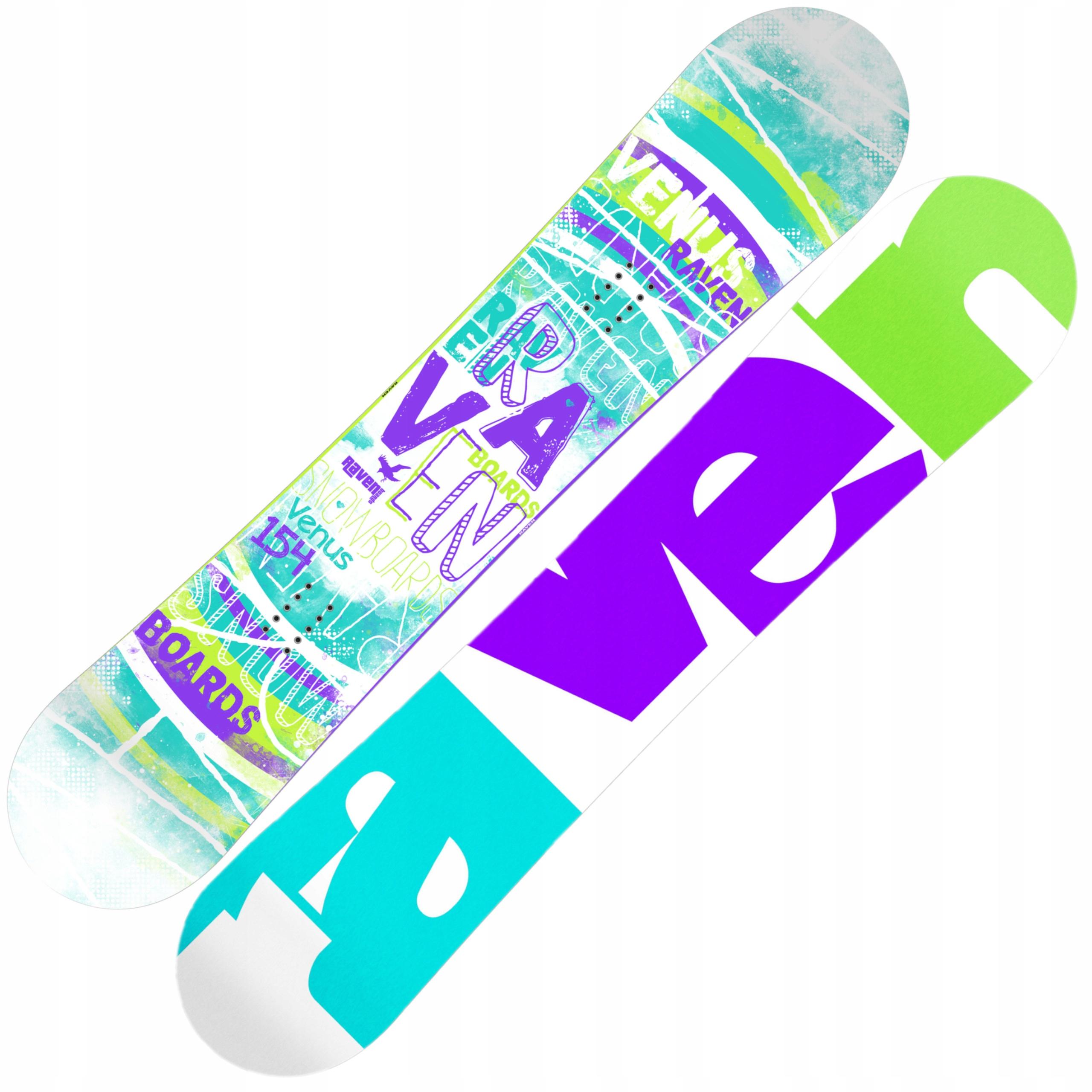Купить сноубординг RAVEN VENUS 141CM 2020 на Eurozakup - цены и фото - доставка из Польши и стран Европы в Украину.