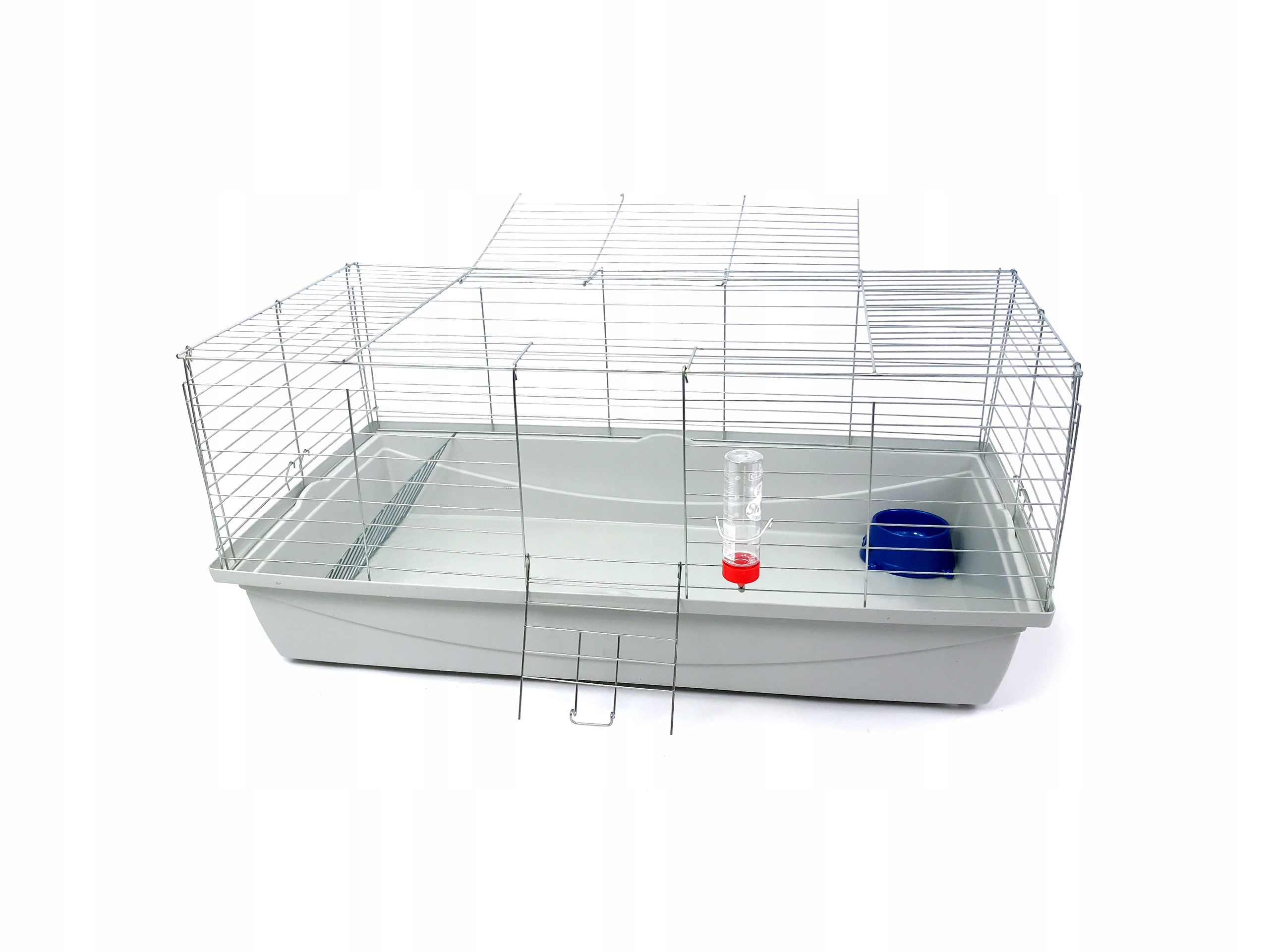 Кролик Клетка / Свиньи - 100см 3 БЕСПЛАТНО