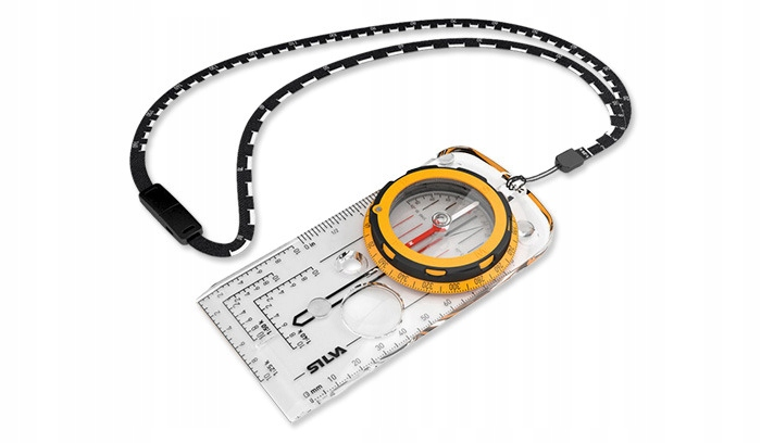 Mapowy kompas kompas SILVA Expedície 37448 zväčšovacie sklo